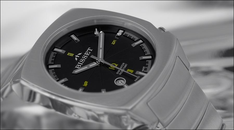 Pánské hodinky Bisset BS25B41MB