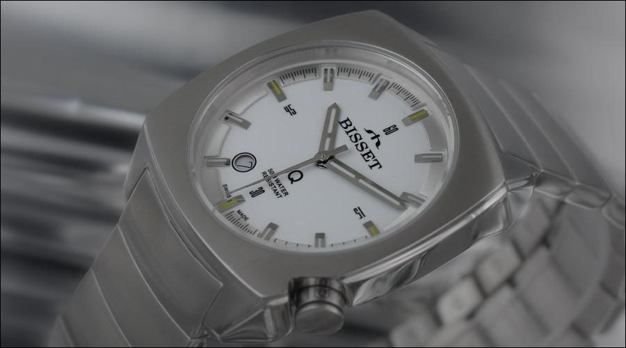 Pánské hodinky Bisset BS25B41MW