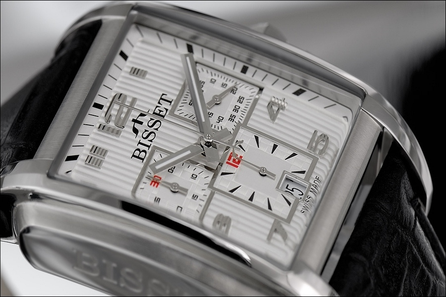 Pánské hodinky Bisset BSCC67SASX