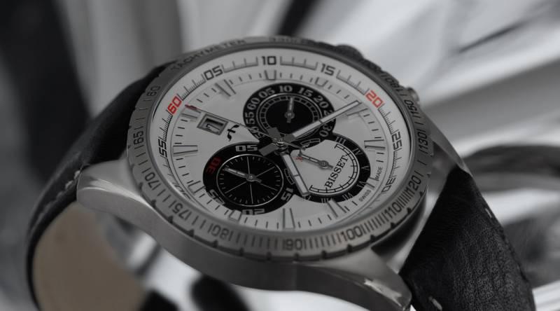 Pánské hodinky Bisset BSCC74DISB