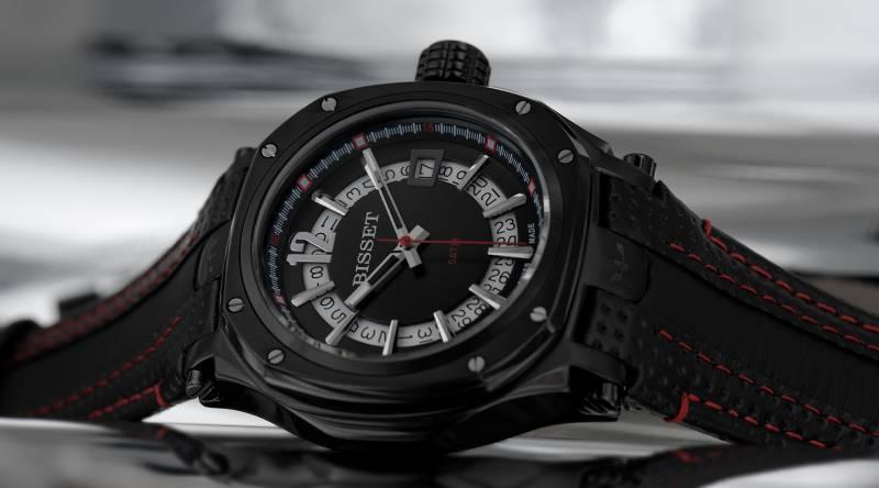 Pánské hodinky Bisset BSCD25BIBR05BX