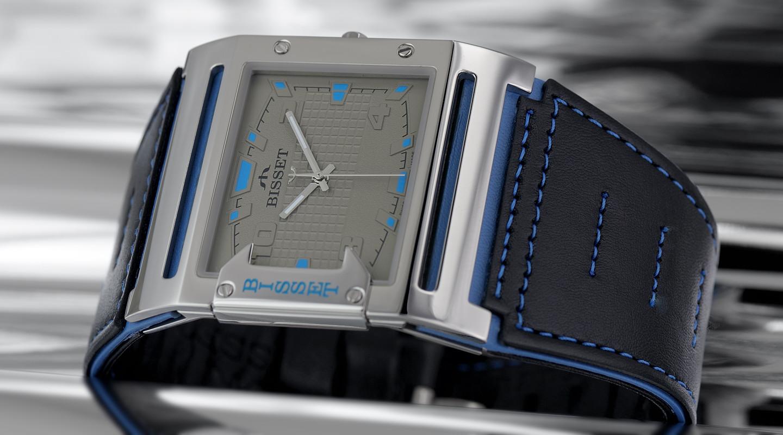Pánské hodinky Bisset BSCD29SIVD03BX