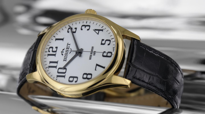 Pánské hodinky Bisset BSCD57GAWX05BX