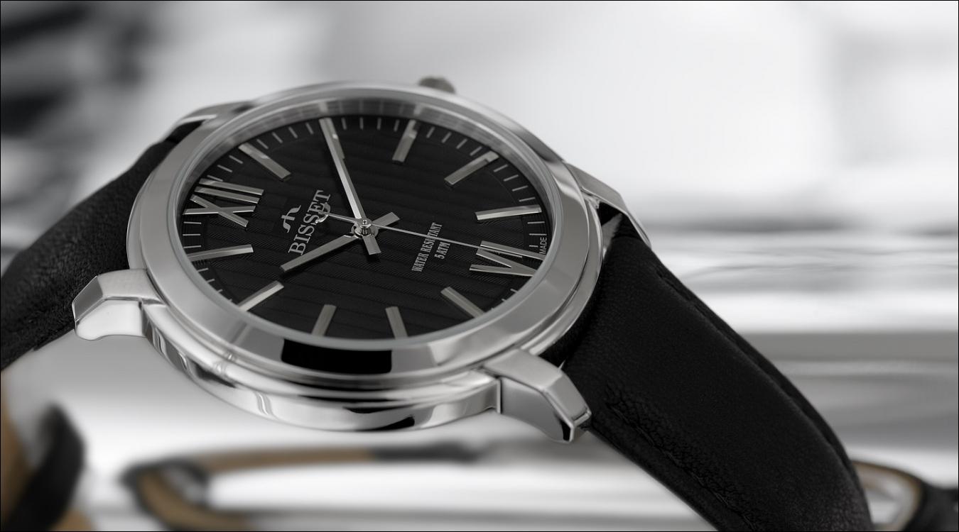 Pánské hodinky Bisset BSCD58SIBX05BX