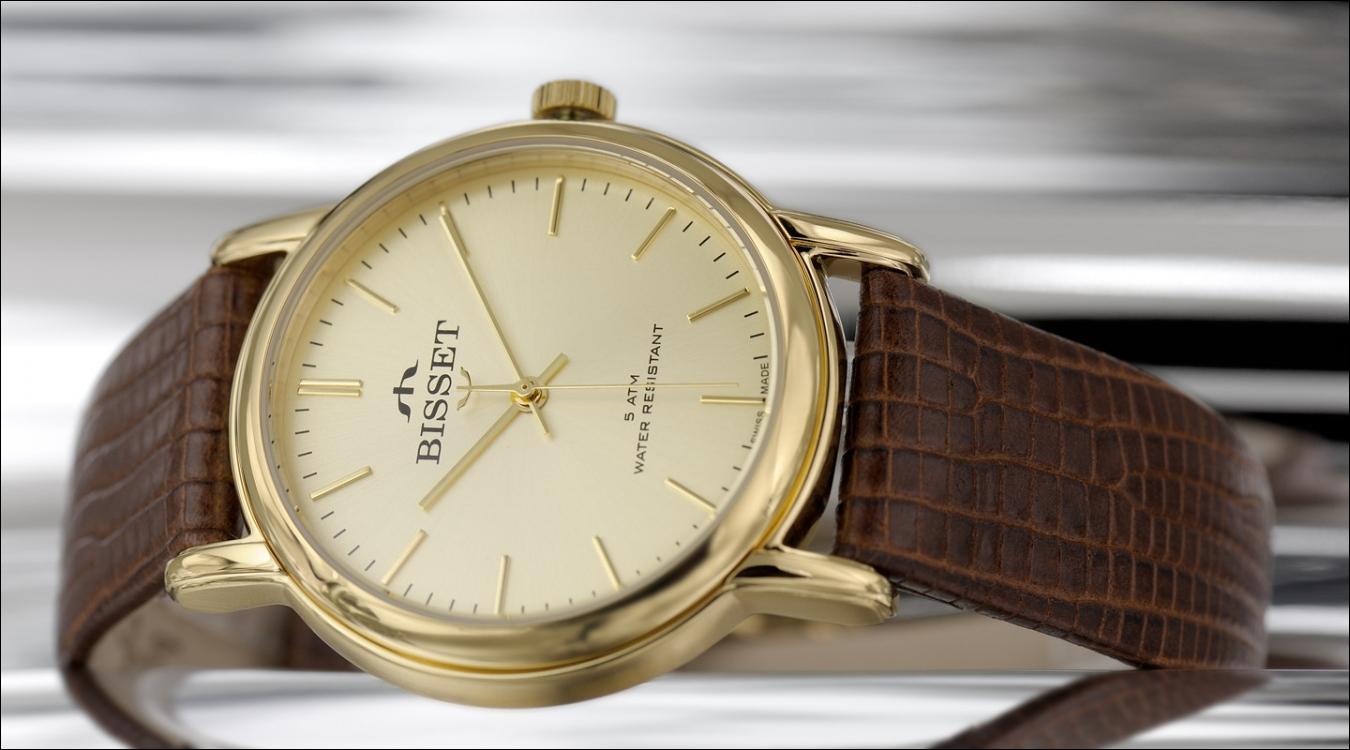 Pánské hodinky Bisset BSCD60GIGX05BX