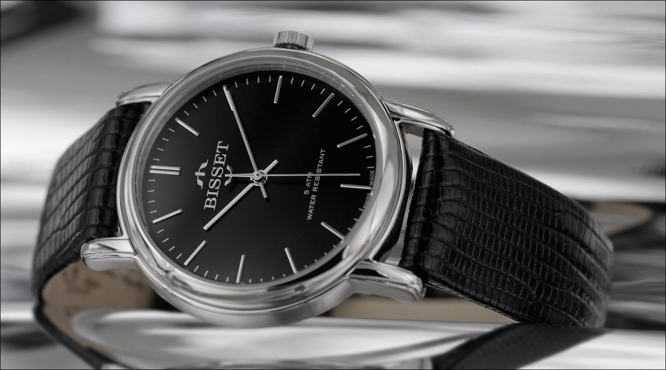 Pánské hodinky Bisset BSCD60SIBX05BX