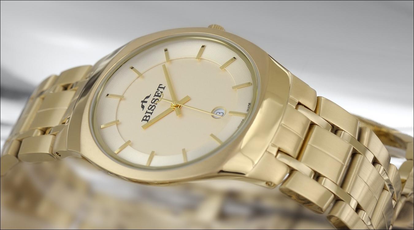 Pánské hodinky Bisset BSDC85GG