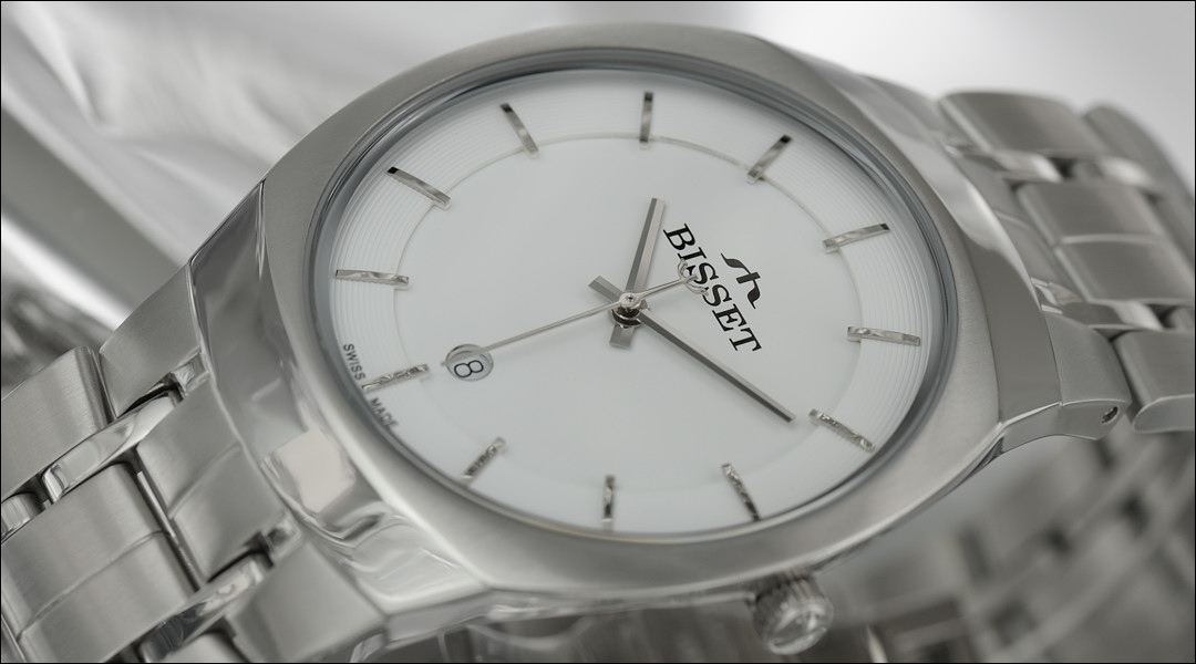 Pánské hodinky Bisset BSDC85SIWX