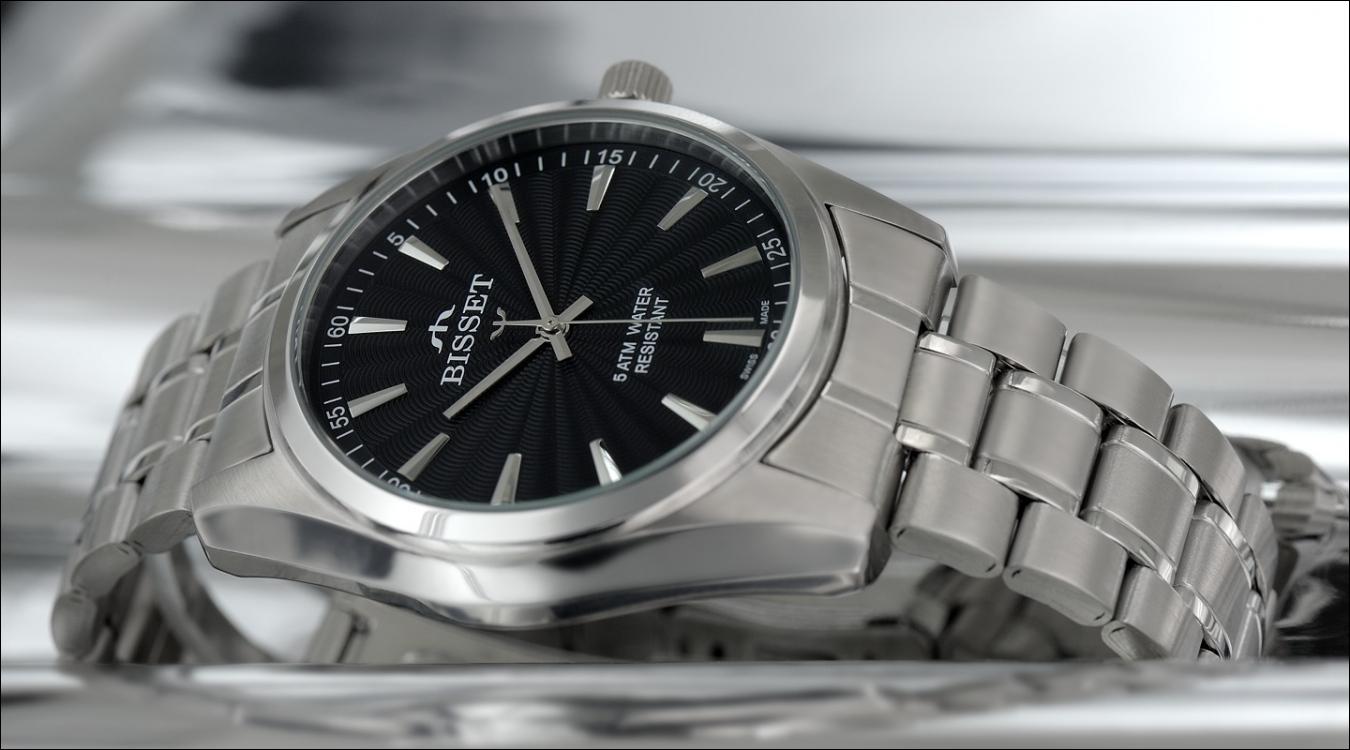 Pánské hodinky Bisset BSDD65B