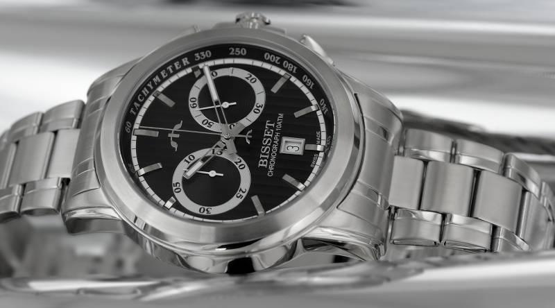 Pánské hodinky Bisset BSDX14SIBX10AX
