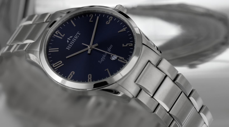 Pánské hodinky Bisset BSDX17SADX05BX