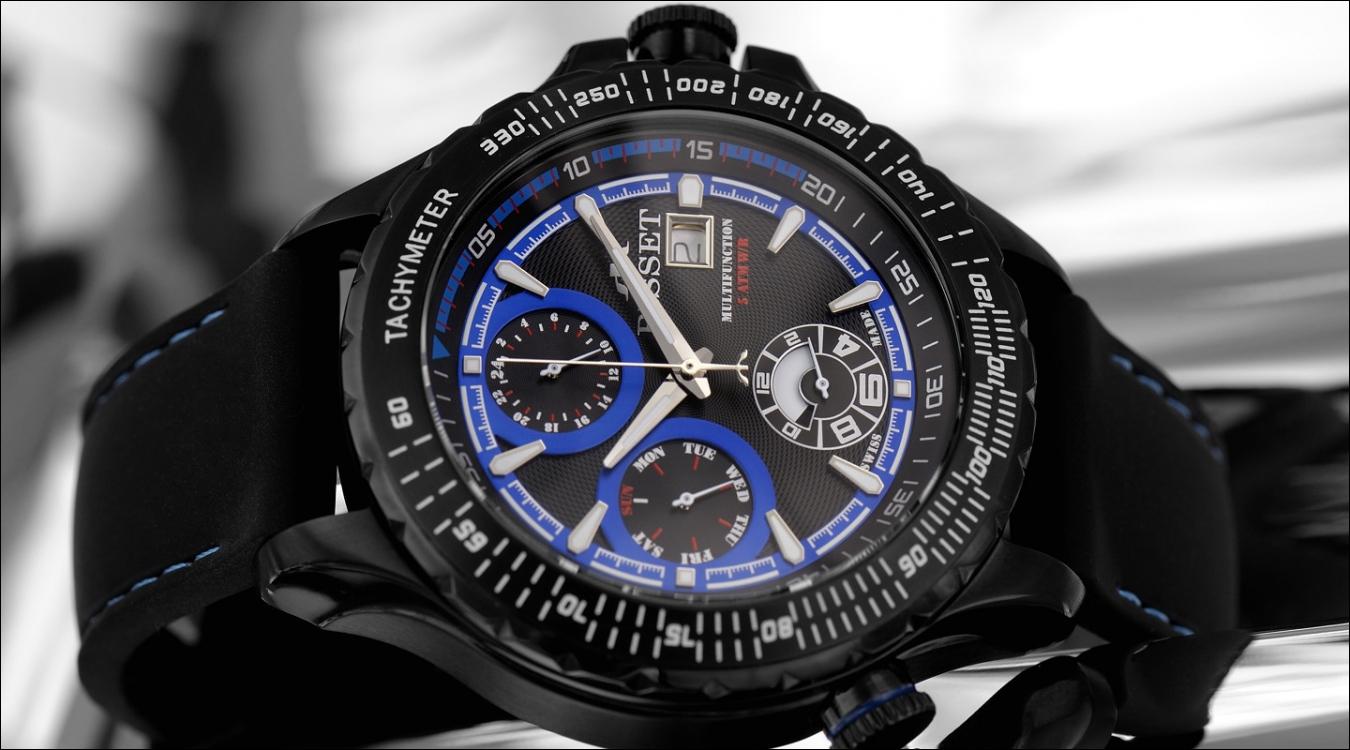 Pánské hodinky Bisset BSFD46BIBD05AX