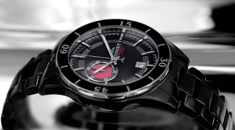 Pánské hodinky Bisset BSFE12TIBR03AX