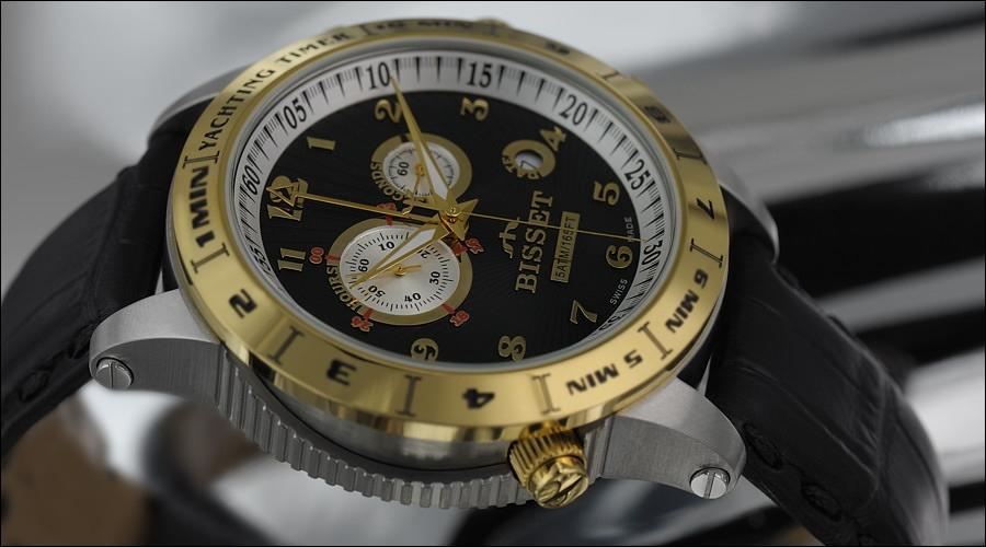 Pánské hodinky Bisset XB2CC23TABG