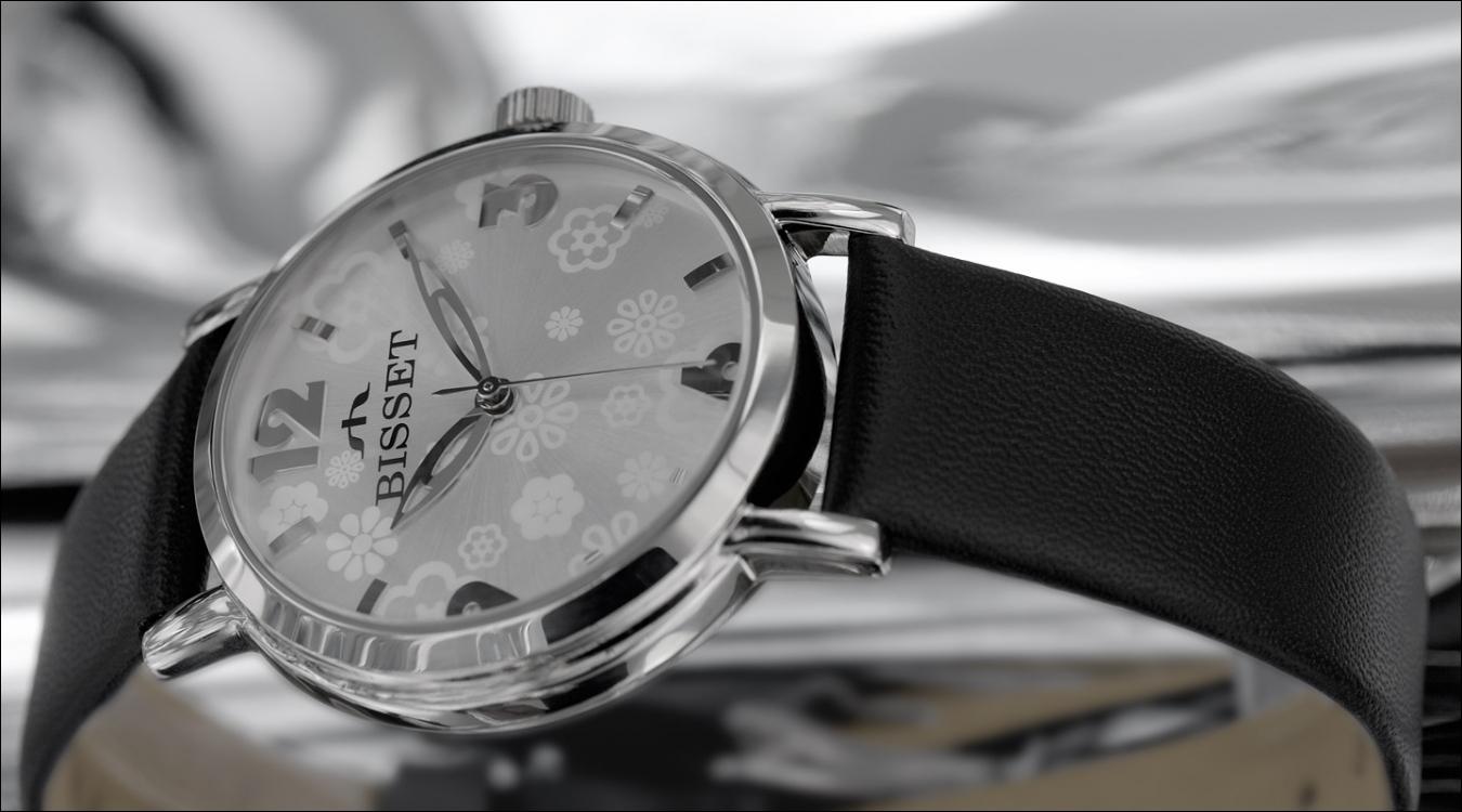 Dámské hodinky Bisset BSAD31SMSX03BX