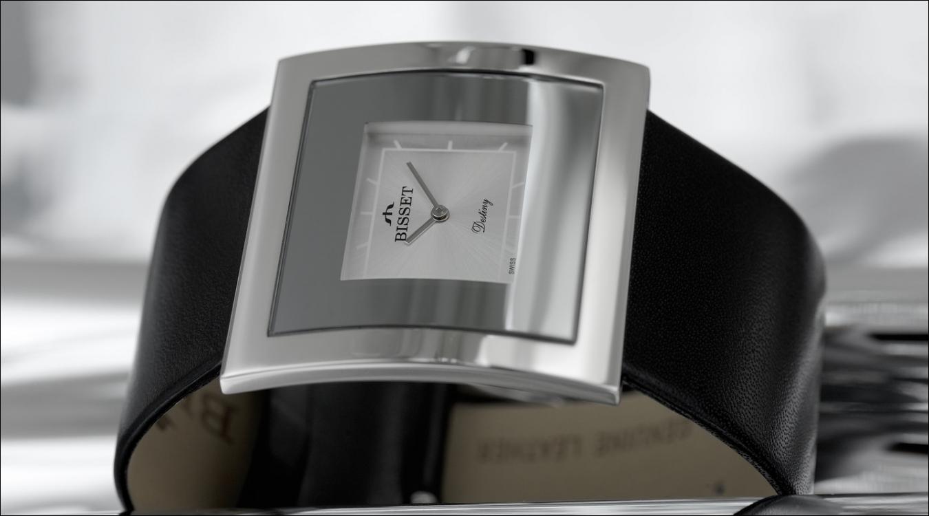 Dámské hodinky Bisset BSAD35SISX03BX