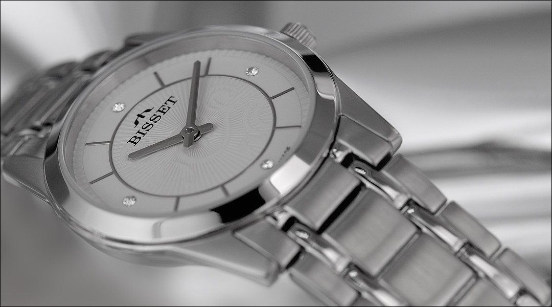 Dámské hodinky Bisset BSBC92SISX
