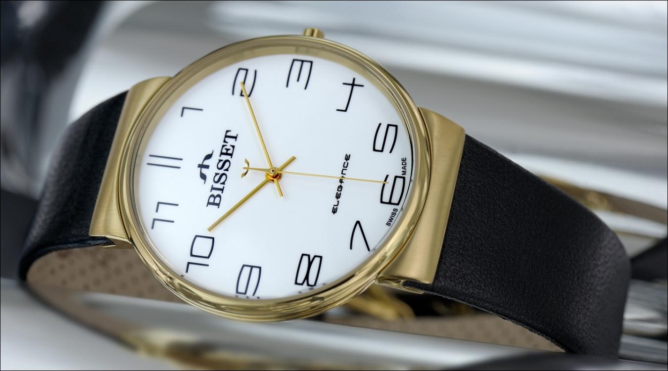 Dámské hodinky Bisset BSCD18GAWX05BX