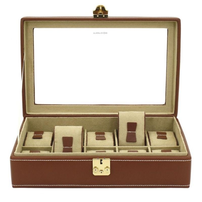 Friedrich Lederwaren Cordoba 26215-3 box na hodinky