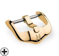 Přezka na hodinky HIRSCH H-Active Gold