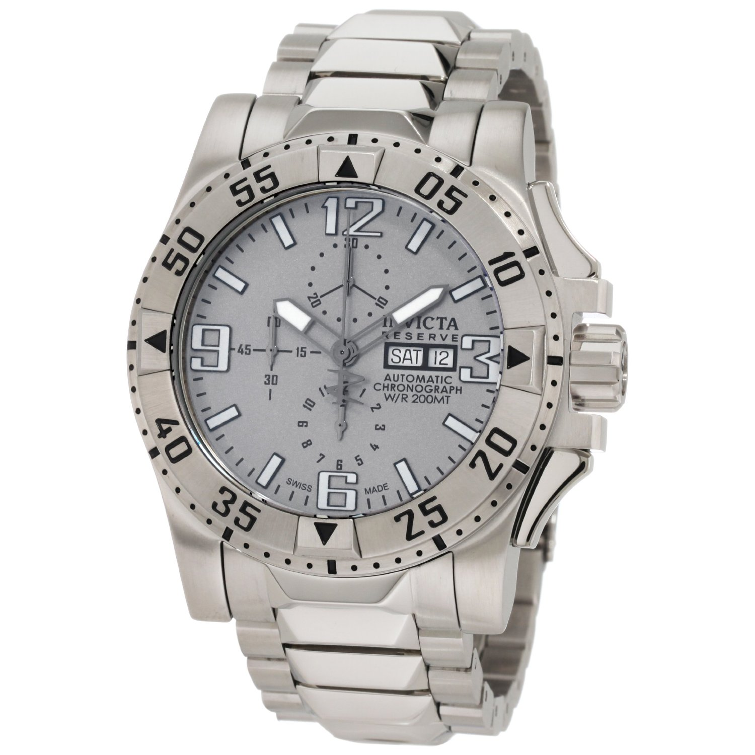 Invicta 0984 Reserve Excursion Automatic