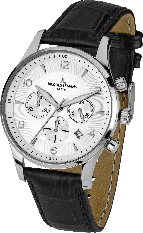 Pánské hodinky Jacques Lemans 1-1654B