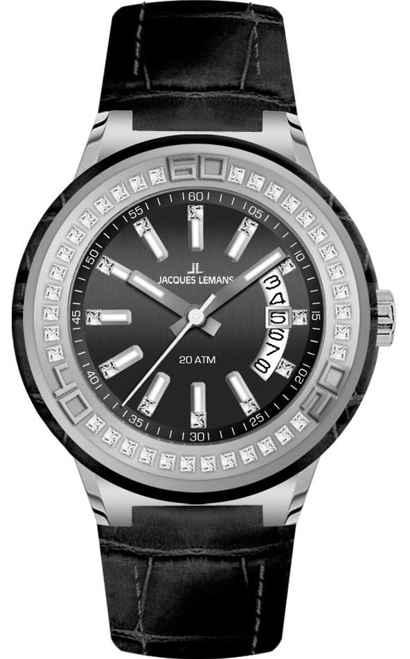Dámské hodinky Jacques Lemans 1-1776A