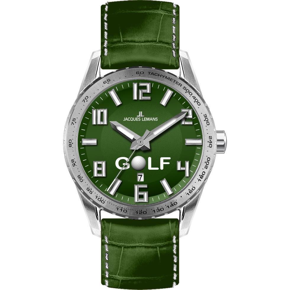 Pánské hodinky Jacques Lemans 1-1701A