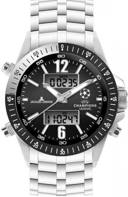 Pánské hodinky Jacques Lemans UEFA U-34C