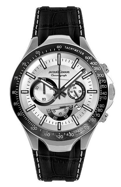 Pánské hodinky Jacques Lemans 1-1661B