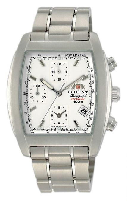 Orient Chronograph CTDAA001W