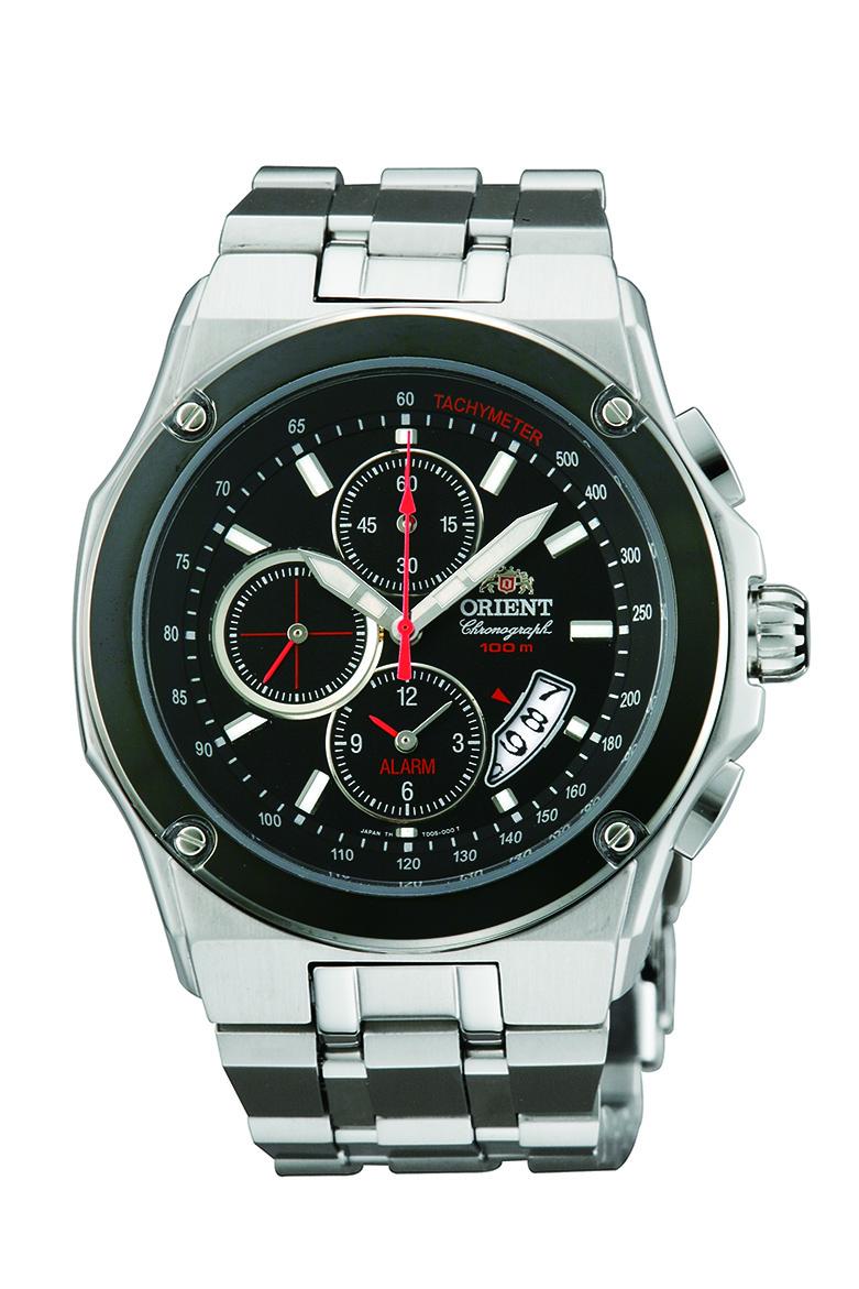 Orient Quartz Alarm CTD0S003B