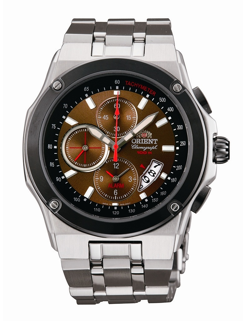 Orient Quartz Alarm CTD0S003T