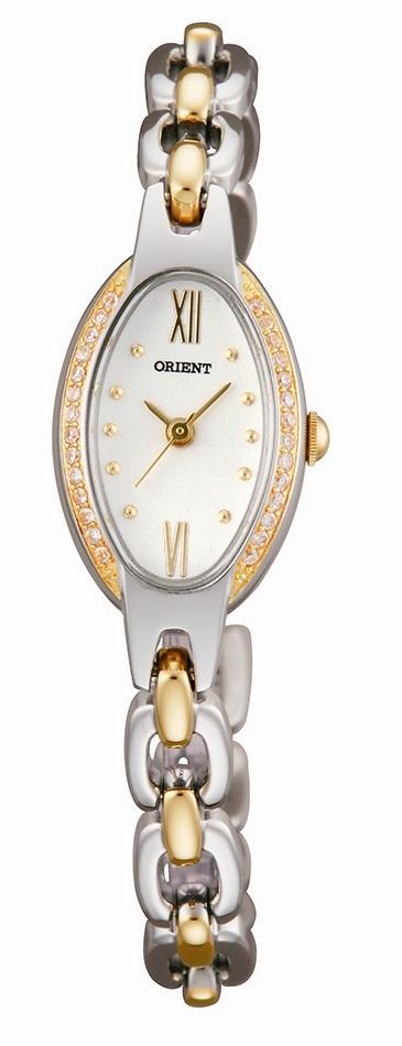 Orient Quartz CUBRY003W